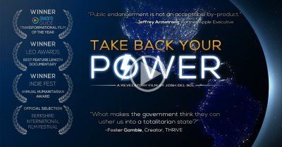 Take Your Power Back - award winning documentary